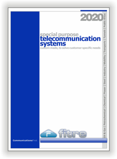 Special Purpose Telecommunication Systems Catalogue